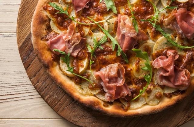 Spud Lite: Potato Pizza Recipe
