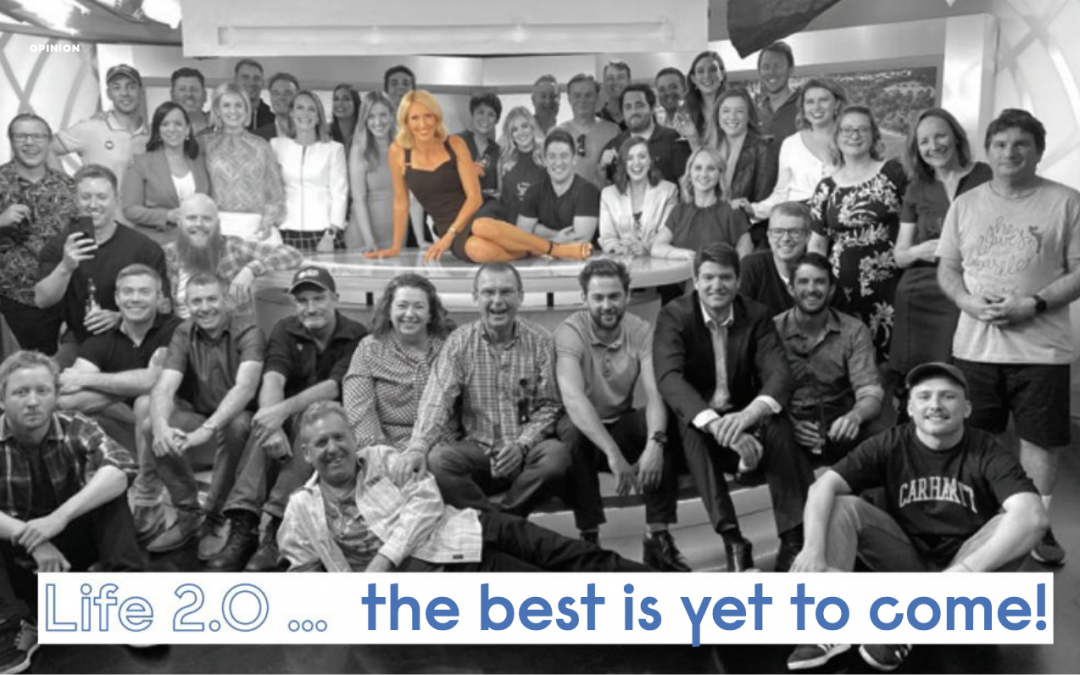 Rebecca Morse: Life 2.0…the best is yet to come