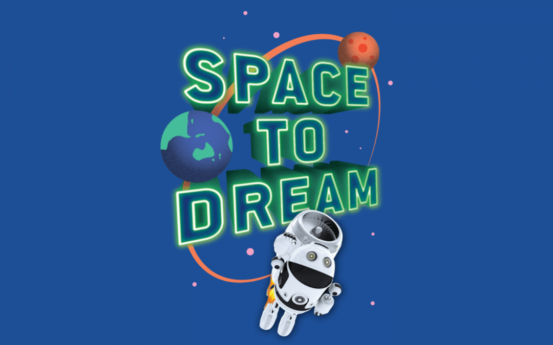 Space to Dream exhibition opens