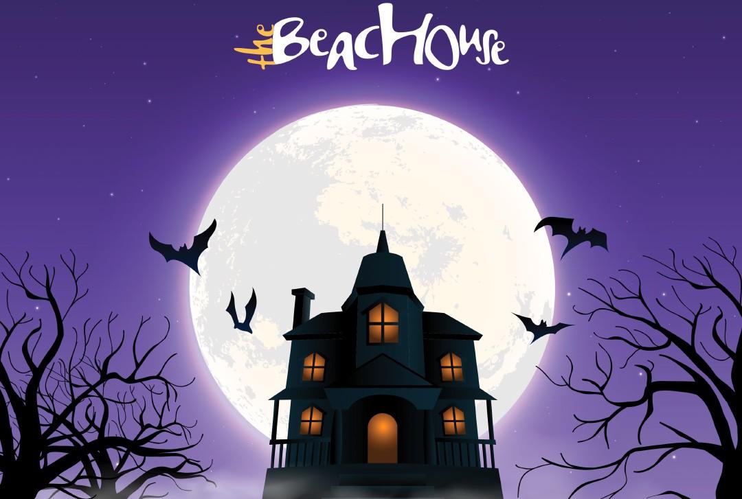 The Beachouse Spookhouse