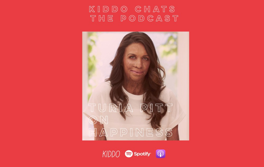 KIDDO Chats Episode 8: Turia Pitt on her book 'HAPPY'