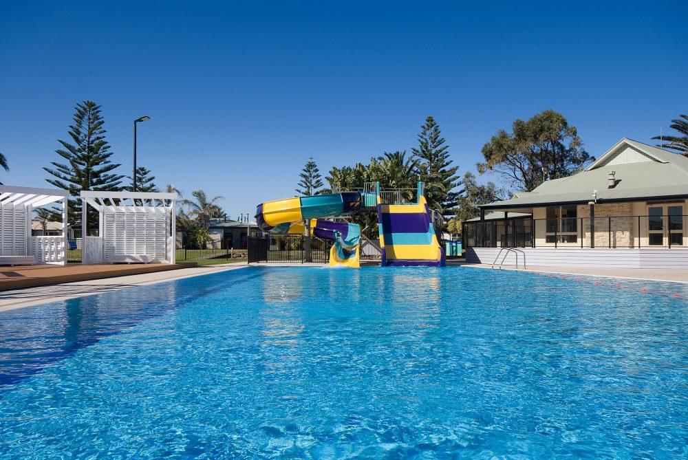 West Beach BIG4 Pool