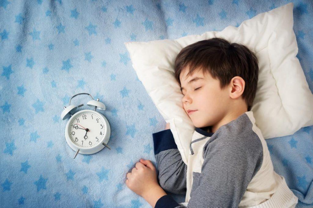 adjusting kids to daylight savings time