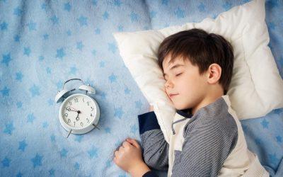 SLEEP & STARTING SCHOOL
