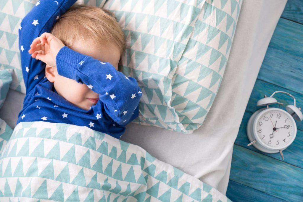 prepare kids for daylight saving