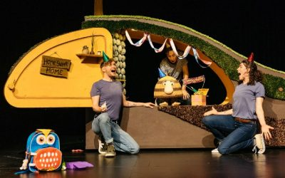Review: Grug Live on stage