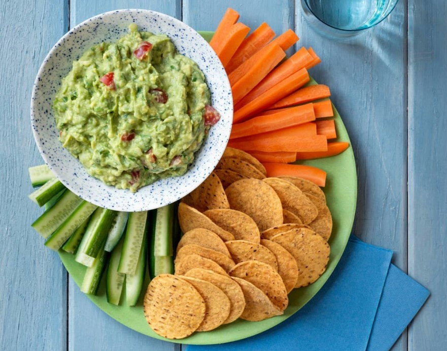 guacamole for kids