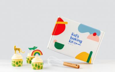 Win: Hill St Kid's Baking Kit