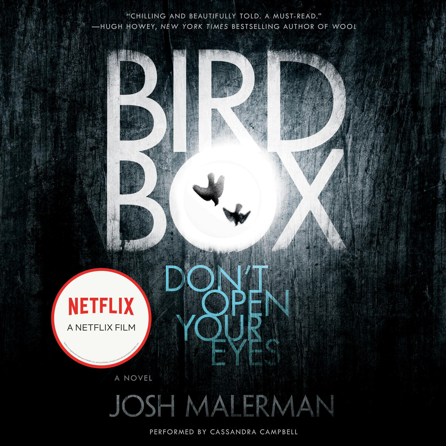 birdbox audiobook