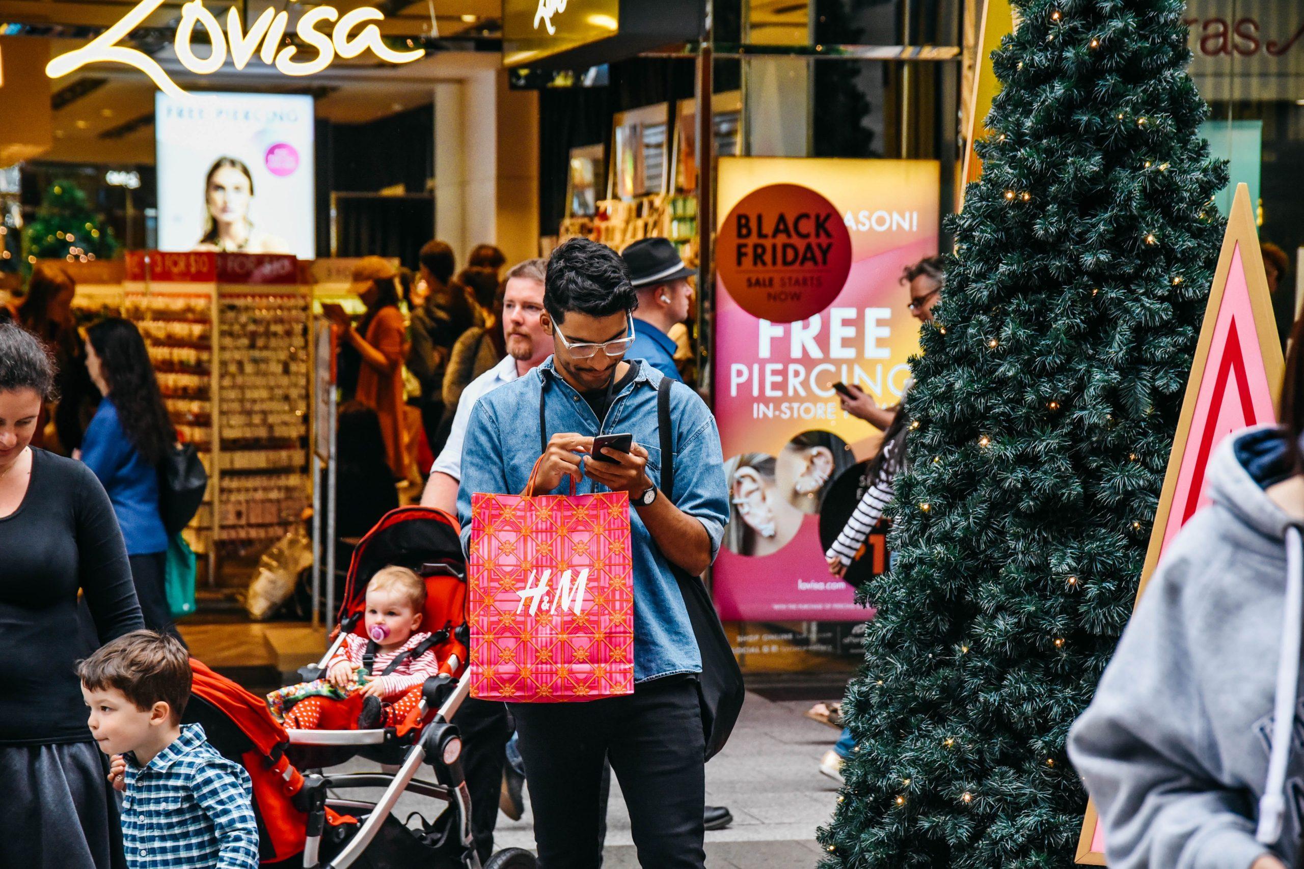 Black Friday Rundle Mall