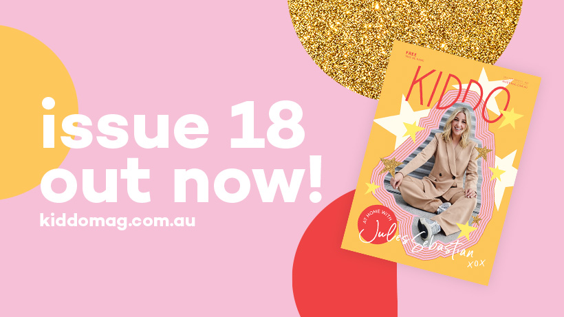 Kiddo mag issue 18 out now