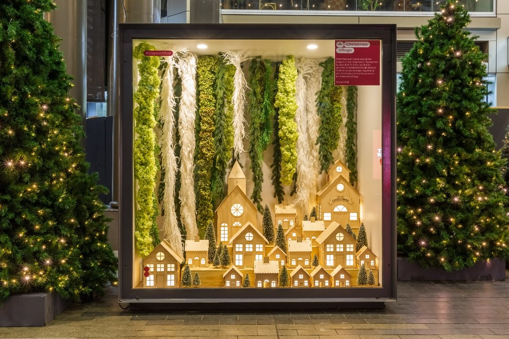 Rundle Mall Christmas Windows