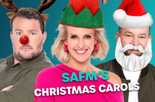 You're invited to SAFM's Christmas Carols
