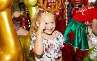 WIN: 1 of 2 VIP Family Passes to Santa's Wonderland