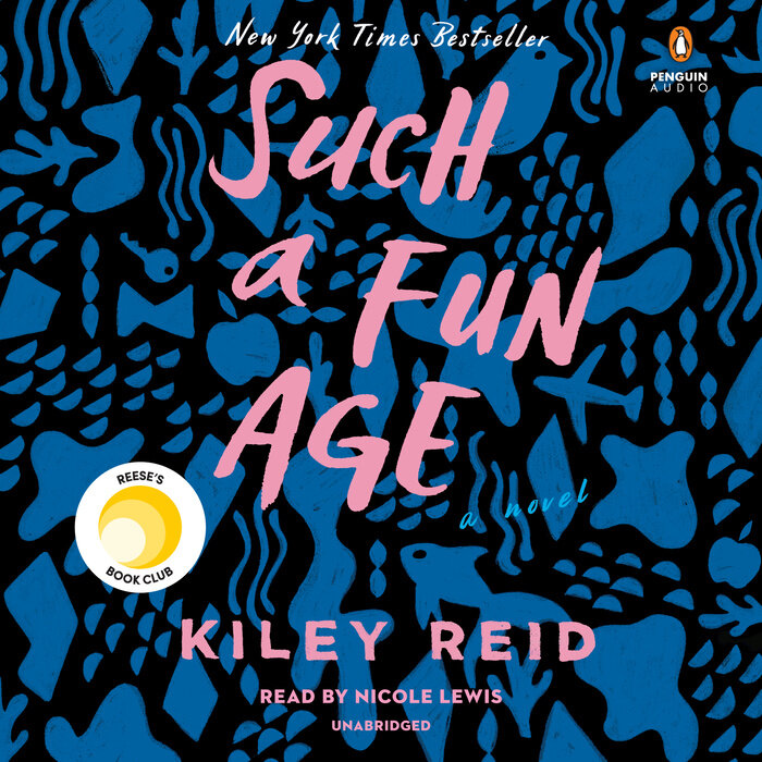 such a fun age audiobook