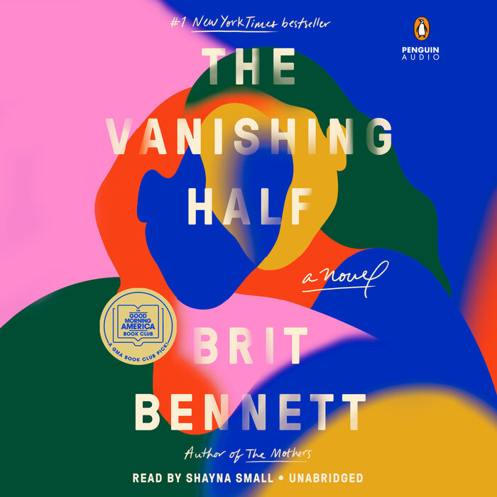 vanishing half audio book