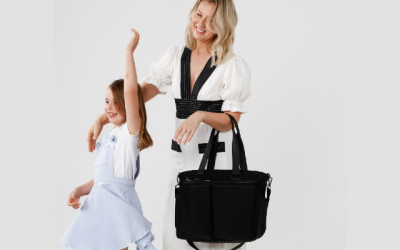 Win: A Willow Bay Nappy Bag