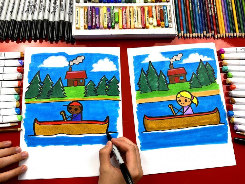 art hub for kids