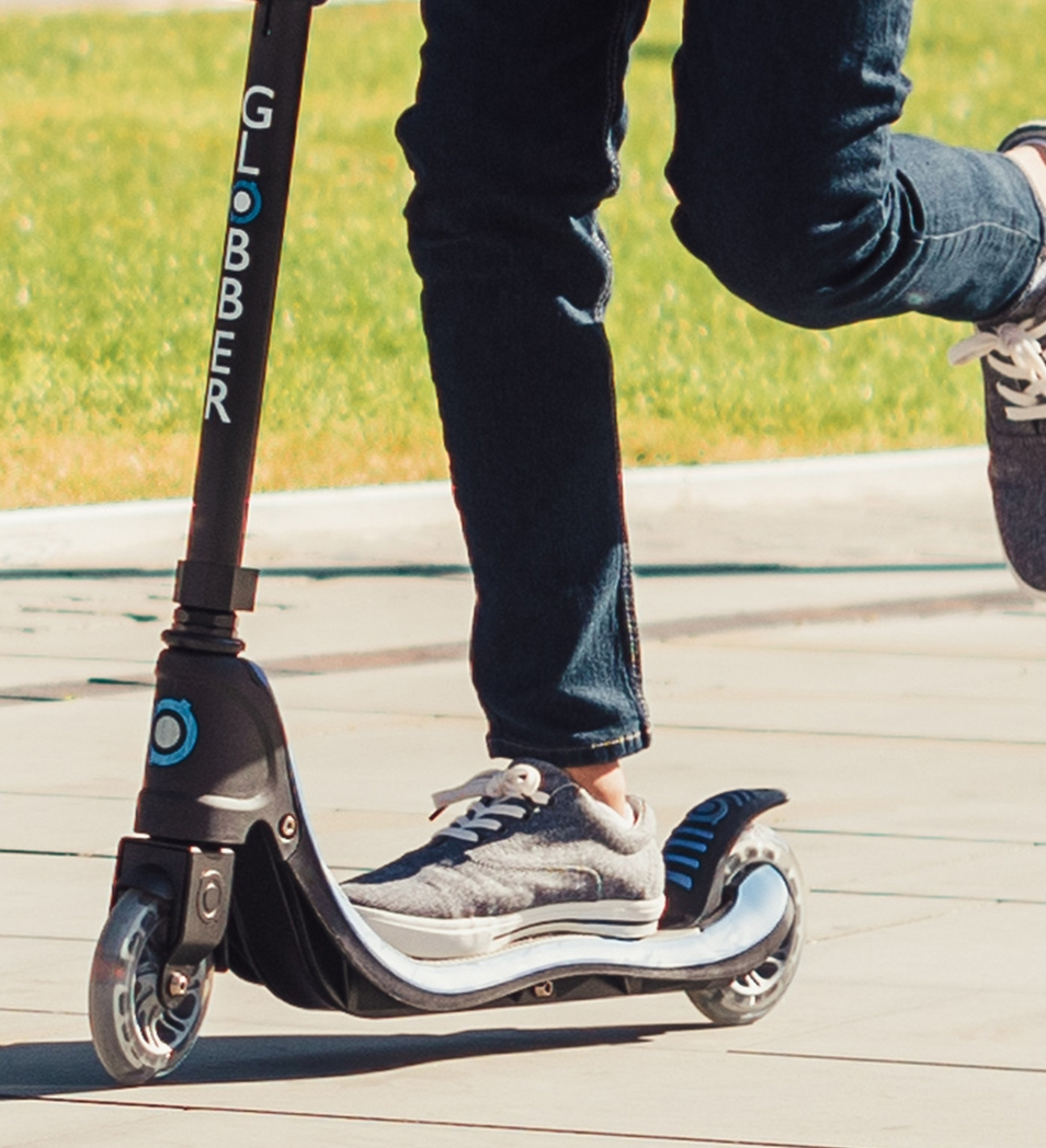 flow series scooter