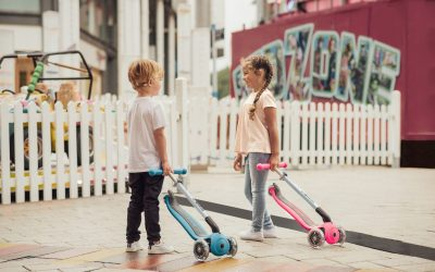 TOP KIDS SCOOTERS FOR CHRISTMAS