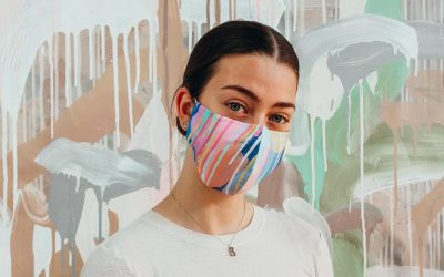 Tiff Manuell Face Masks: add a little colour to your day!
