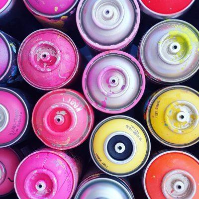 aerosol workshop for teens