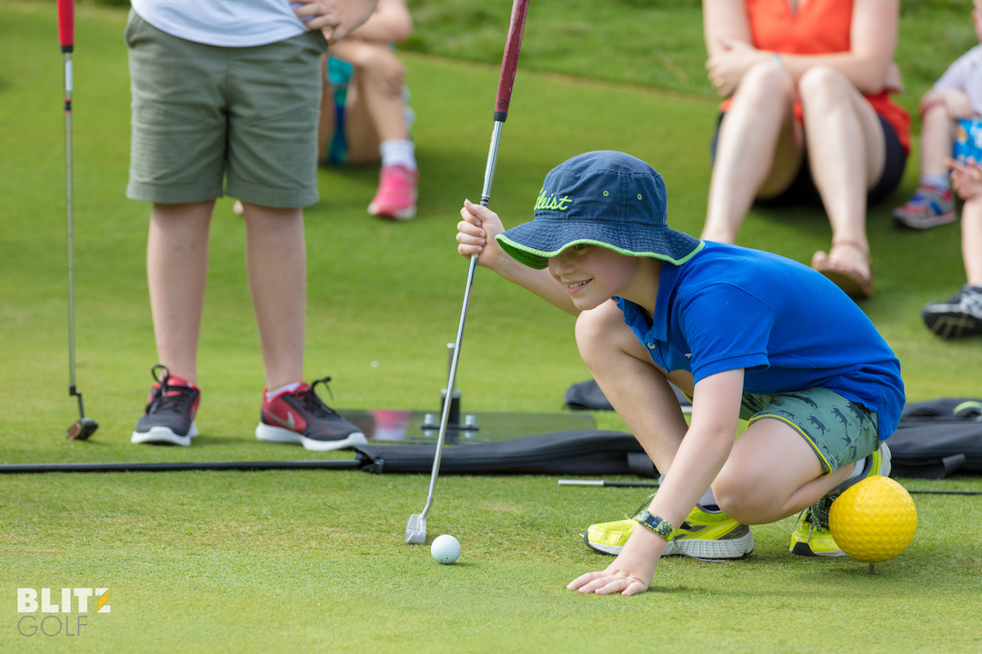 Blitz Golf Family Fun Day