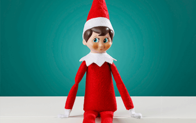 Elf on the Shelf: The Triumph and the torture
