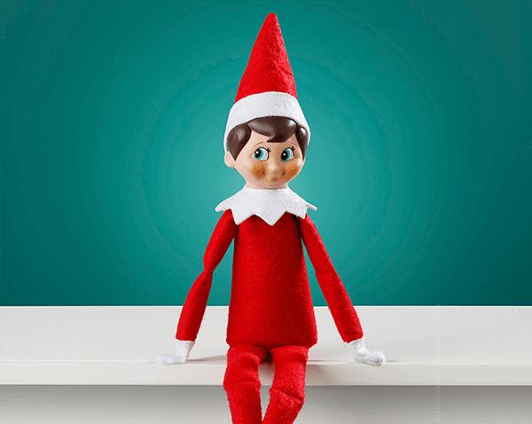 elf on the shelf behaviour