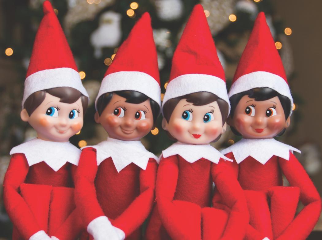 elves on the shelf