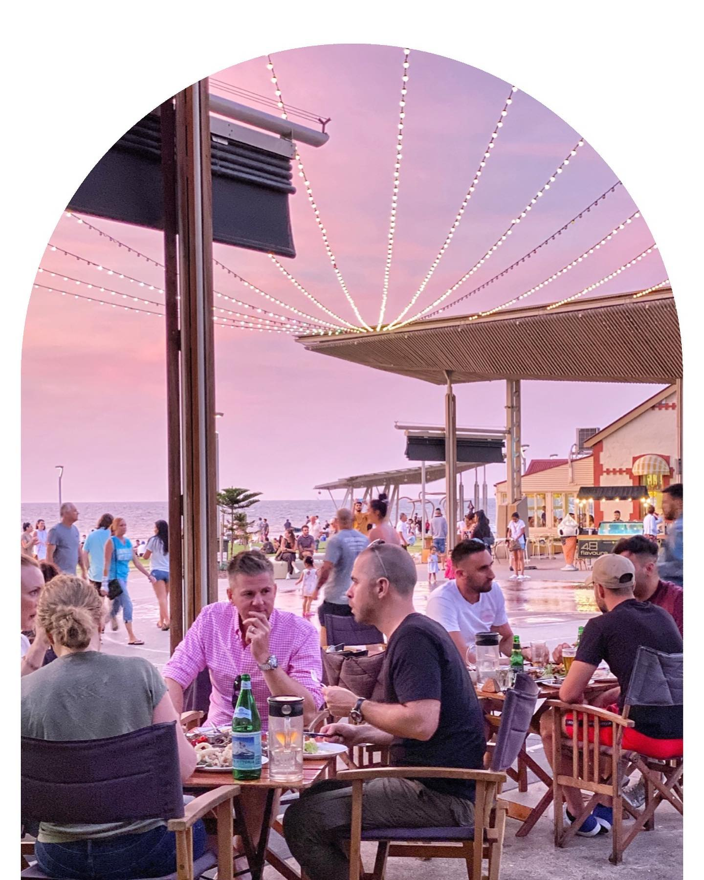 estia henley beach family friendly