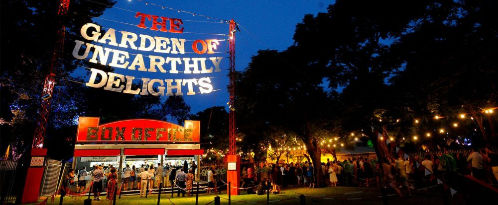 garden of unearthly delights 2021