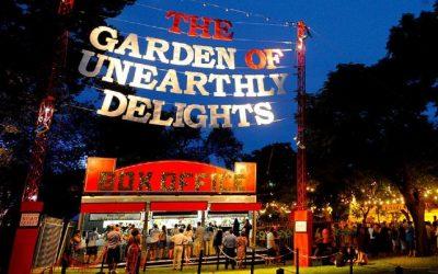 The Garden of Unearthly Delights confirmed for 2021 + Program SNEAK PEEK!