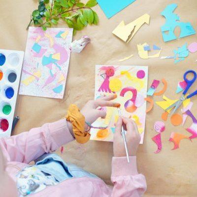 painting workshop kids
