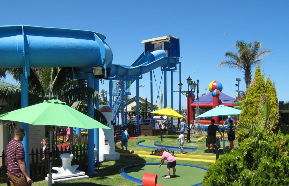 Semaphore Waterslide