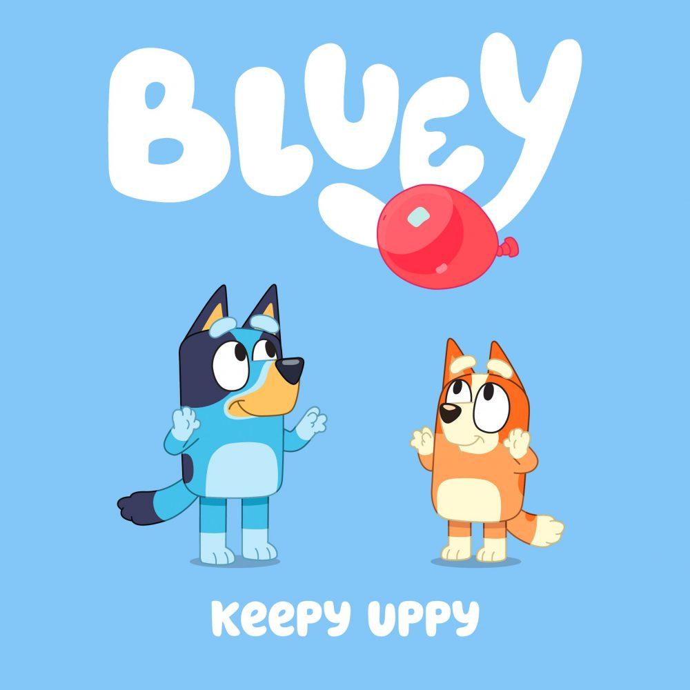 Bluey The Album Keepy Uppy