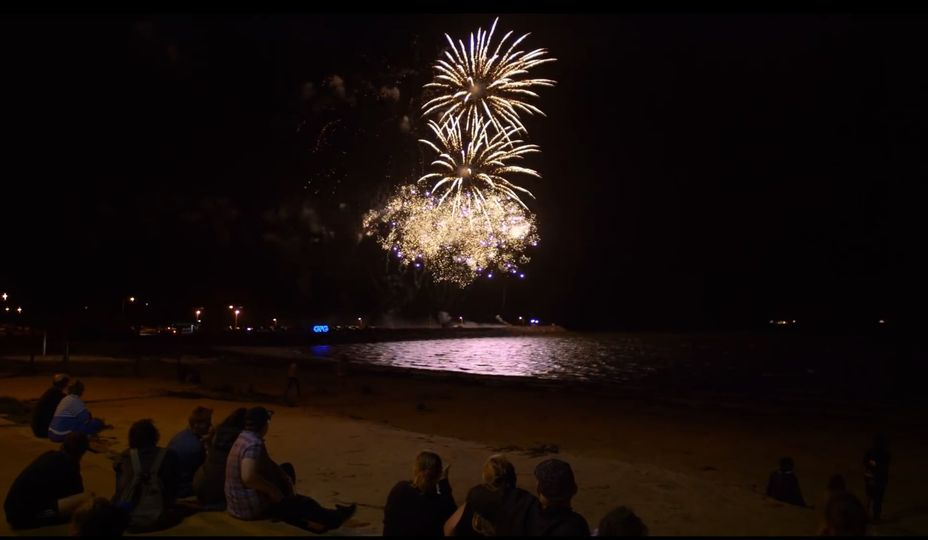 whyalla new years eve fireworks