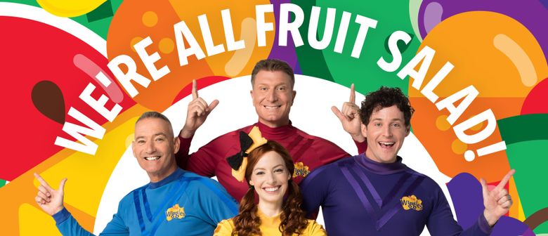 wiggles tour adelaide