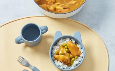 What Mummy Makes: Baby's First Curry