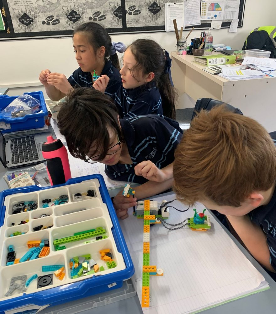 STEM at St Raphaels