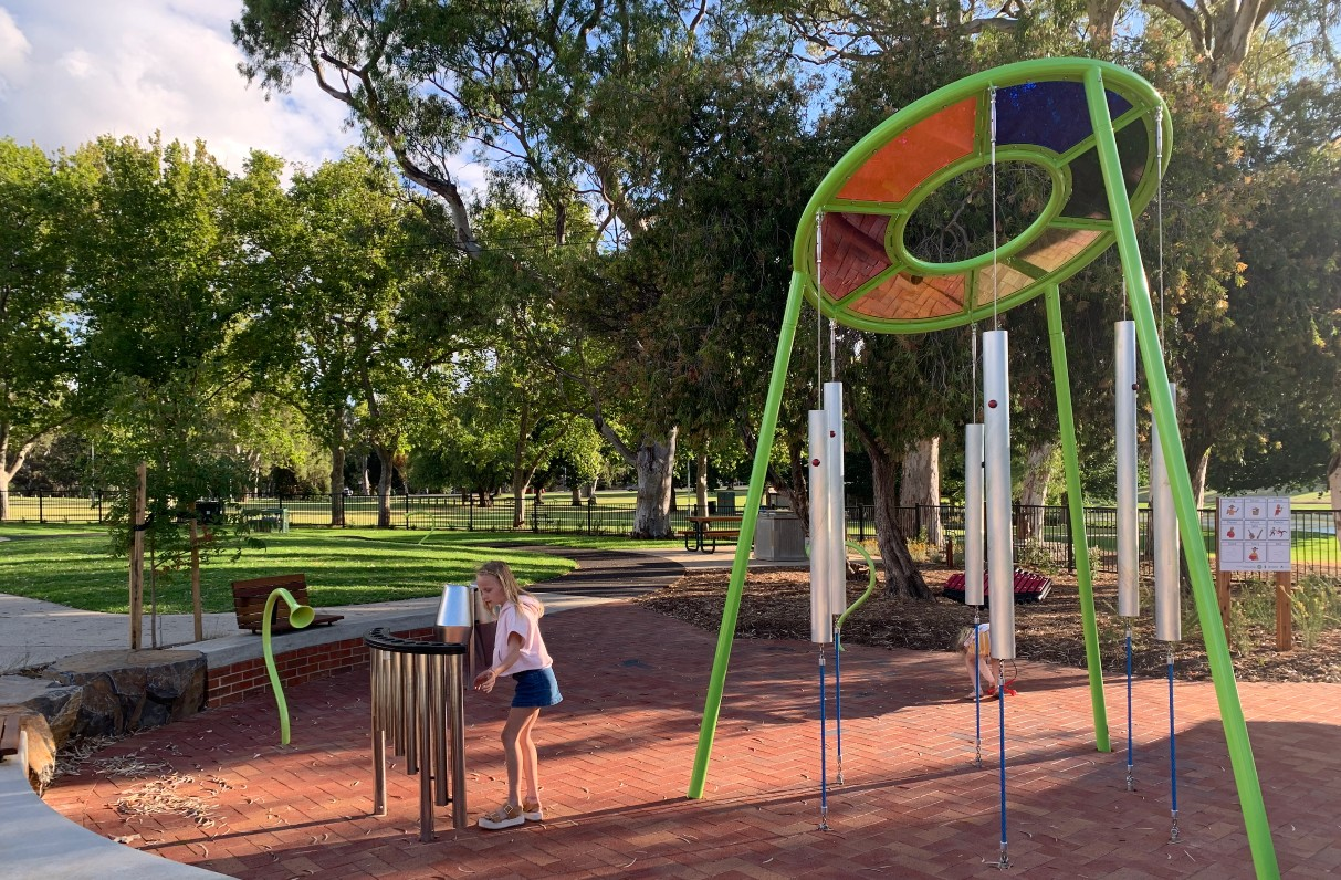 quentin kenihan rymill park playground