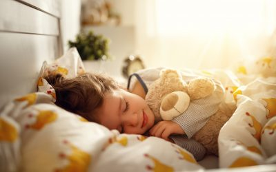 3 tips to keep your child's sleep on track this festive season!