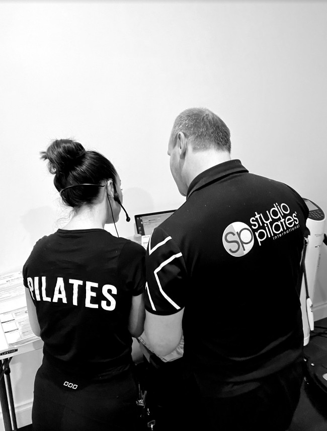 Studio Pilates 30 day challenge