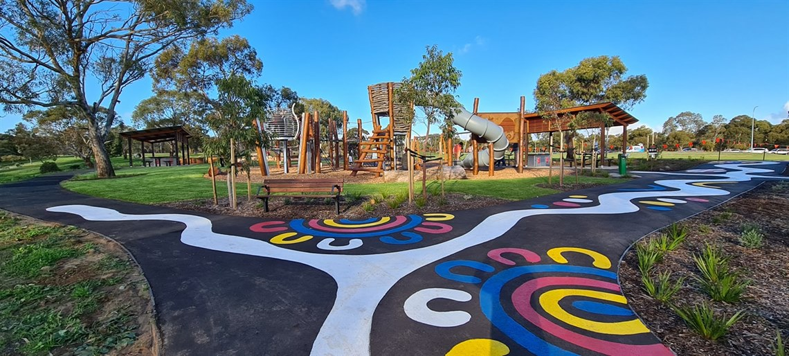 wilfred taylor reserve adelaide playgrounds