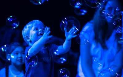 Bubba-Licious: A Fringe show for babies and toddlers