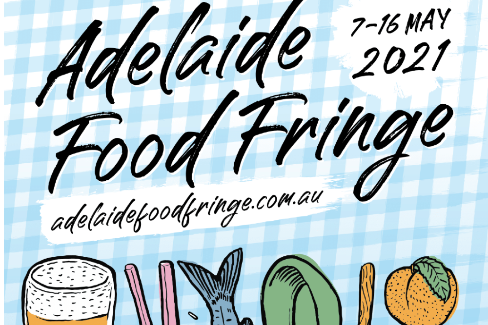 The Adelaide Food Fringe is BACK on the table