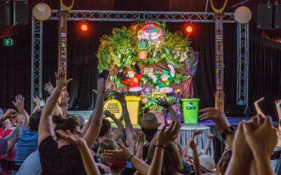 The Amazing Drumming Monkeys at the Adelaide Fringe