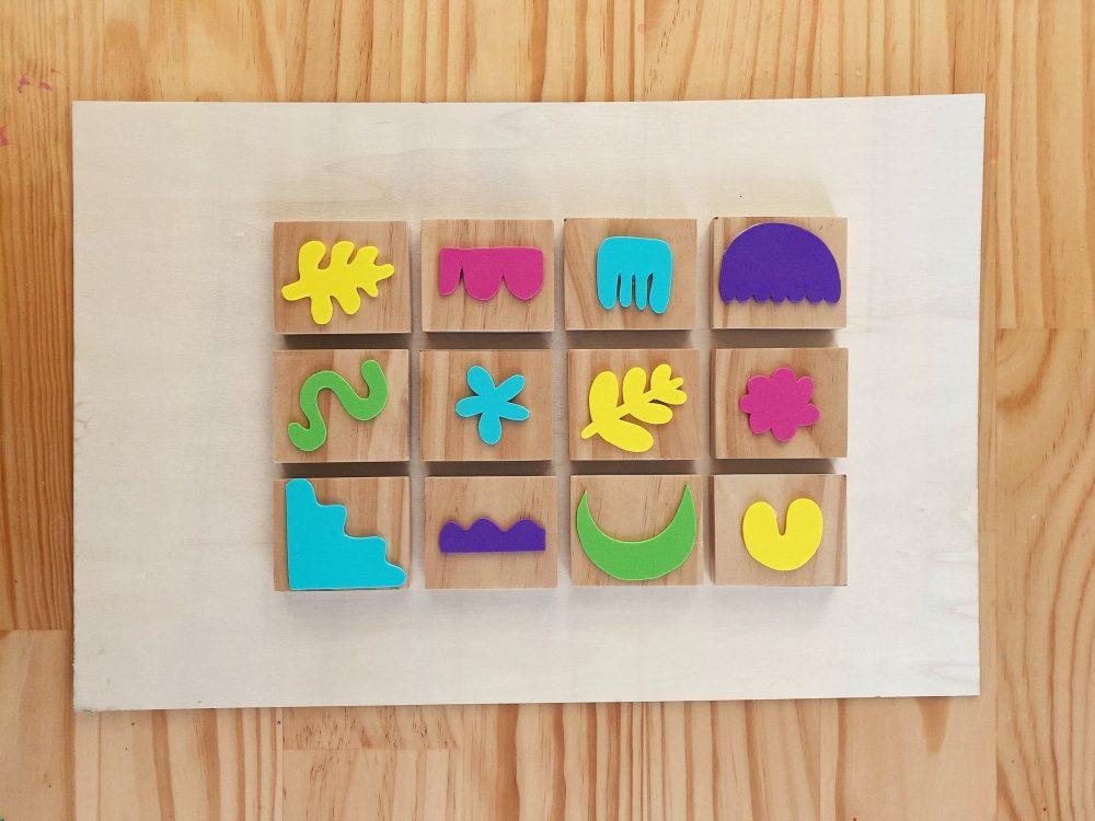 blip art school kits