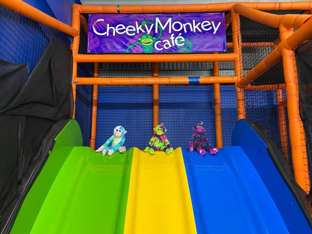 cheeky monkey cafe