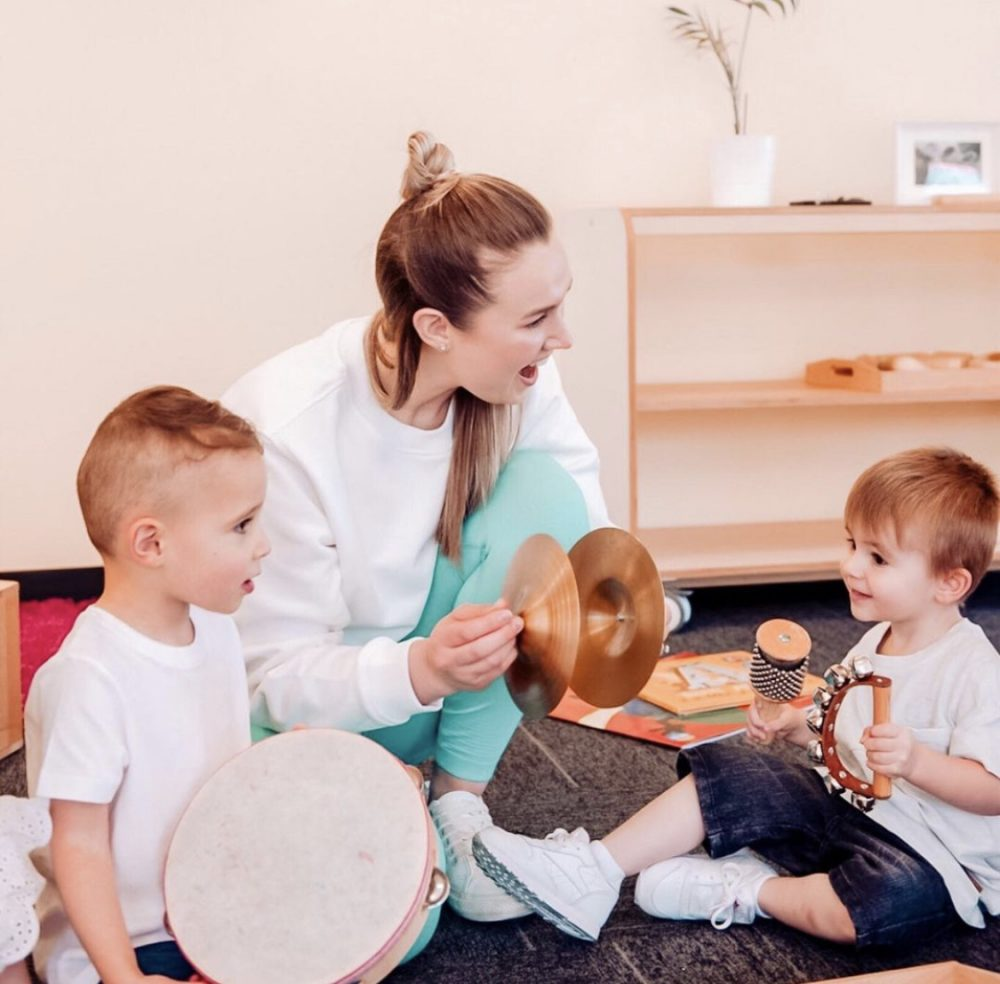 music and mindfulness toddlers